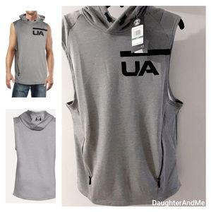 NWT Large Under Armour ColdGear Fitted Sleeveless